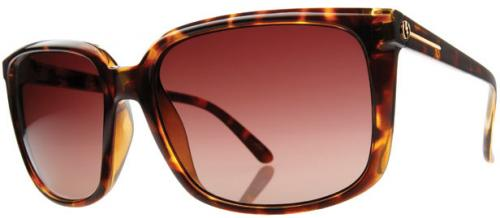 Electric Venice Sunglasses - Tortoise Shell / Brown Gradient