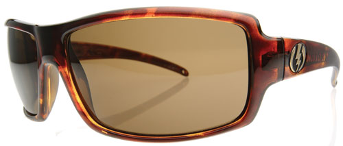 Electric EC/DC XL Sunglasses - Tortoise Shell / Bronze