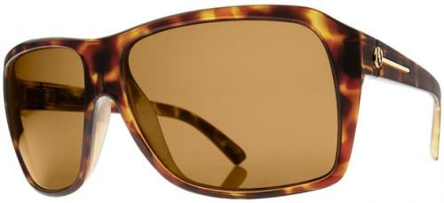 Electric Capt. Ahab Sunglasses - Matte Tortoise / Bronze