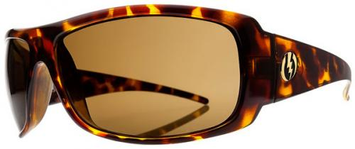 Electric Charge XL Sunglasses - Tortoise Shell / Bronze