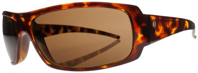 Electric Charge Sunglasses - Tortoise Shell / OHM Bronze