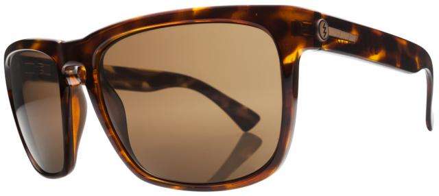 Electric Knoxville XL Sunglasses - Tortoise Shell / OHM Bronze