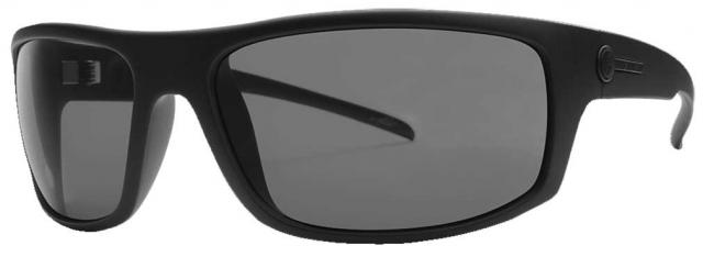 Electric Tech One Sunglasses - Matte Black / OHM Grey