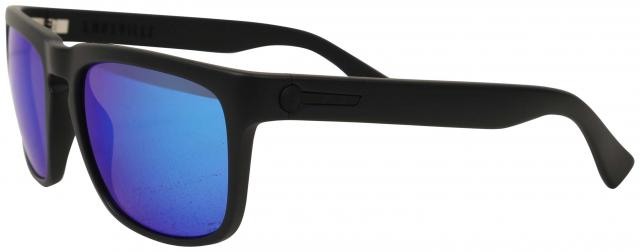 Electric Knoxville Sunglasses - Matte Black / OHM Grey Blue