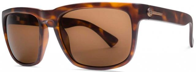 Electric Knoxville Sunglasses - Matte Tortoise / OHM Bronze