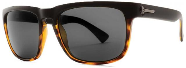 Electric Knoxville Sunglasses - Darkside Tortoise / OHM Grey