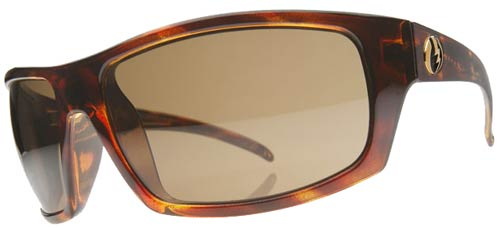Electric Tech XL Sunglasses - Tortoise Shell / Bronze