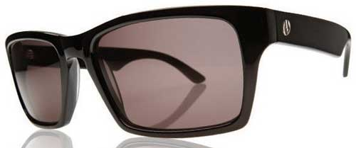 Electric Hardknox Sunglasses - Black Gloss / Grey