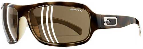 Smith Super Method Sunglasses - Olive Horn / Brown Polarized