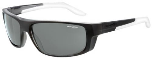 Arnette So Easy Sunglasses - Black Crystal / Grey