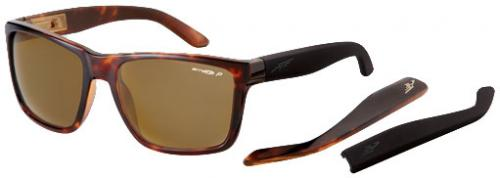 Arnette Witch Doctor Sunglasses - Havana / Brown Polarized