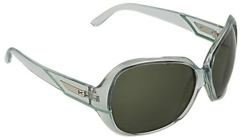Anon Paparazzi Sunglasses - Teal Crystal / Green