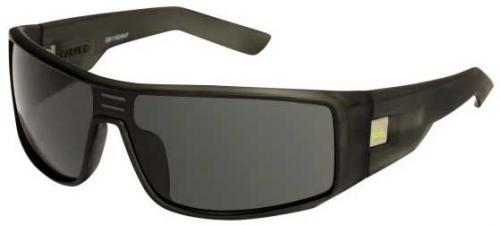 Quiksilver Carver Sunglasses - Matte Black / Grey