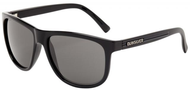 Quiksilver On Point Sunglasses - Black / Grey