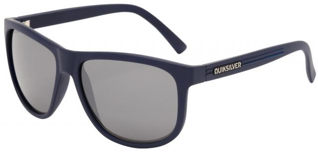 Quiksilver On Point Sunglasses - Dark Blue / Charcoal