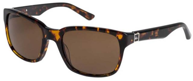 Quiksilver Carpark Sunglasses - Tortoise / Brown