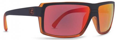 Von Zipper Snark Sunglasses - Black / Orange