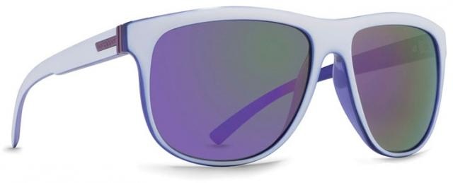 Von Zipper Cletus Sunglasses - Whiteout Purple / Meteor Glo