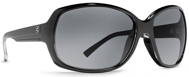 Von Zipper Ling Ling Sunglasses - Black / Grey