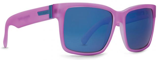 Von Zipper Elmore Sunglasses - Bubblegum / Astro Glo