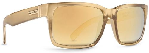 Von Zipper Elmore Sunglasses - GLAM Gold / Gold Chrome