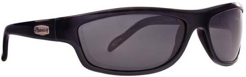 Anarchy Bedlam Sunglasses - Black / Smoke
