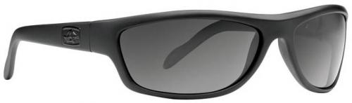 Anarchy Bedlam Sunglasses - Carbon / Smoke Polarized