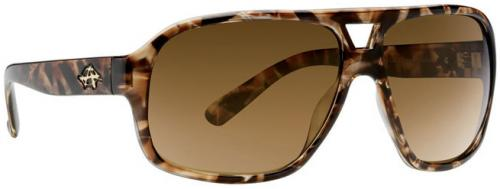 Anarchy Indie Sunglasses - Tortoise / Brown Polarized