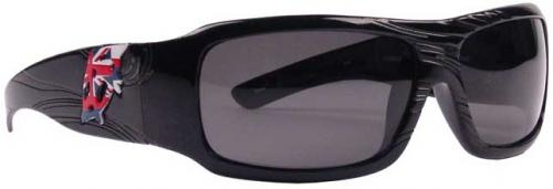 Anarchy Consultant Sunglasses - Hawaii Carbon / Smoke