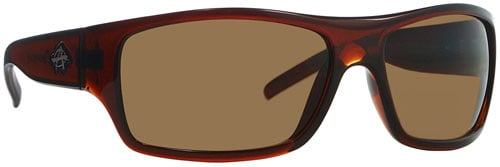 Anarchy The Syntax Sunglasses - Cola Brown / Brown
