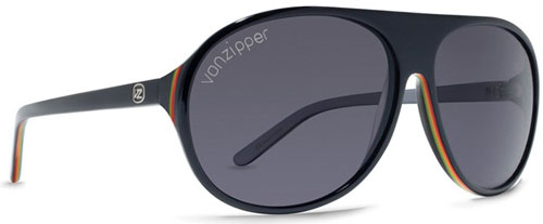 Von Zipper Rockford Sunglasses - Vibrations / Grey