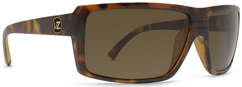 Von Zipper Snark Sunglasses - Tortoise / Bronze
