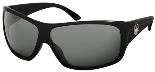 Dragon Recruit Sunglasses - Jet / Grey