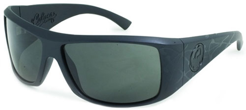 Dragon Calaca Sunglasses - Matte Lacquer / Grey