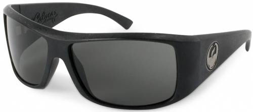 Dragon Calaca Sunglasses - Eco Matte / Grey