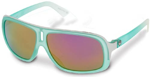 Dragon GG Sunglasses - Sea Fade / Purple Ionized