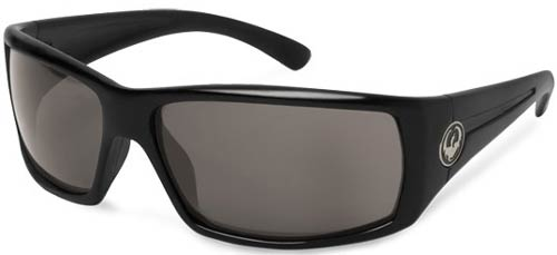 Dragon Cinch Sunglasses - Jet / Grey