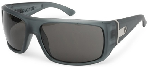 Dragon Vantage Sunglasses - Matte Grey / Grey