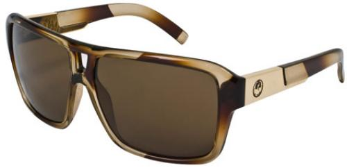 Dragon The Jam Sunglasses - Brown Stripe / Bronze