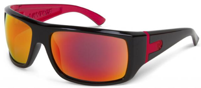 Dragon Vantage Sunglasses - Jet Red / Red Ion