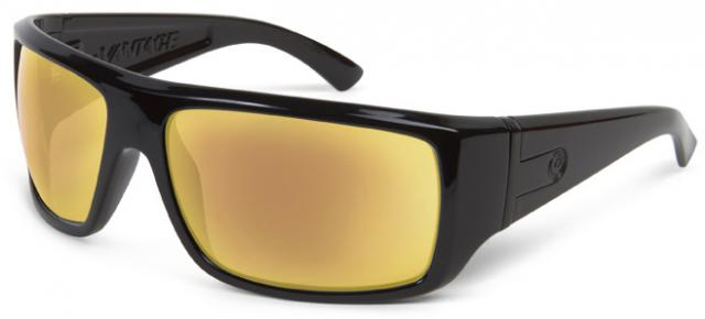 Dragon Vantage Sunglasses - Black Gold / Gold Ion