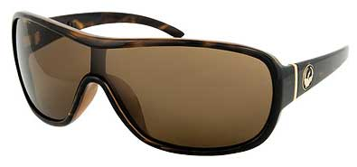 Dragon Transit Sunglasses - Tortoise / Bronze