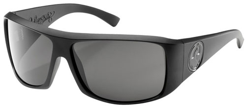Dragon Calavera Sunglasses - Matte Stealth / Grey