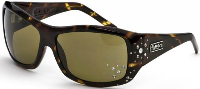 Fly Girls Snow Fly Sunglasses - Tortoise / Brown