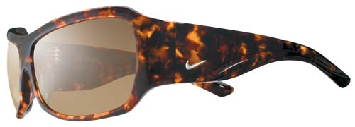 Nike Arc Angel Sunglasses - Tortoise / Brown