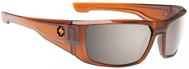 Spy Dirk Sunglasses - Brown Ale / Happy Bronze Polar / Black Mirror
