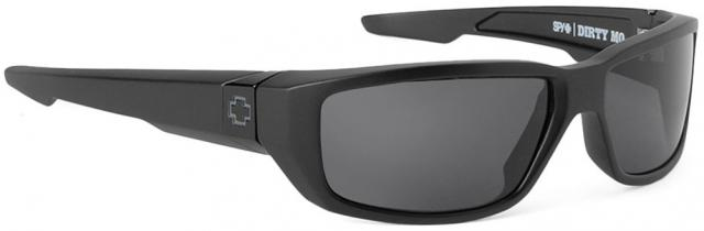 Spy Dirty Mo Sunglasses - Matte Black / Grey
