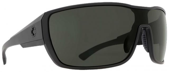 33b2c3b1db Spy Tron II Sunglasses - Matte Black   Happy Grey Green - New ...
