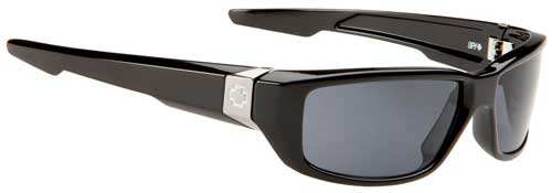 Spy Dirty Mo Sunglasses - Black / Grey