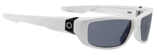 Spy Dirty Mo Sunglasses - White / Grey